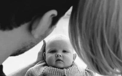 Papa, Maman et bébé